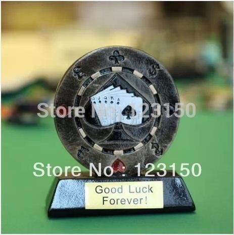 55.00$ Watch here - http://ali815.shopchina.info/go.php?t=1640249582 - Poker Hand, Poker Trophy, Poker Souvenirs 55.00$ #buyonlinewebsite