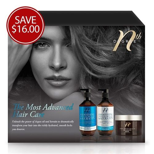 Nth Degree The Most Advanced Argan Pack   Now only $39.95