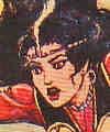 Indonesian Superheroes: Siti Hasina (Gina)