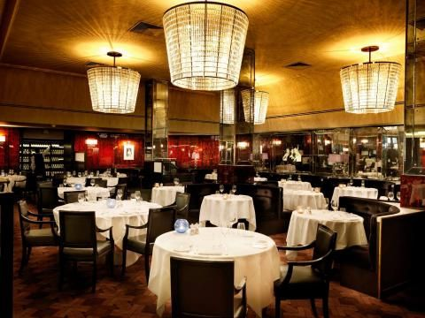 Gordon Ramsay Restaurant Savoy Grill, London. We have eaten here as well. Wonderful food and at a reasonable price.