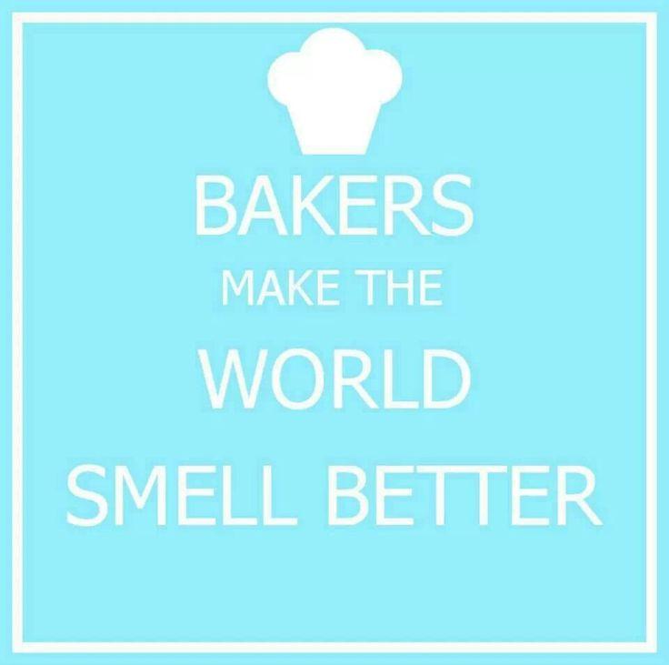 Vi spreder en duft af nybagt brød i lokalområdet.