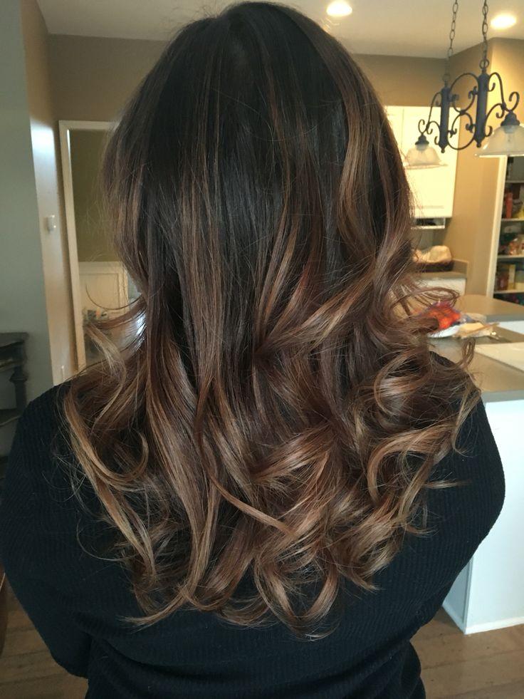 25+ best ideas about Medium brown hairstyles on Pinterest ...