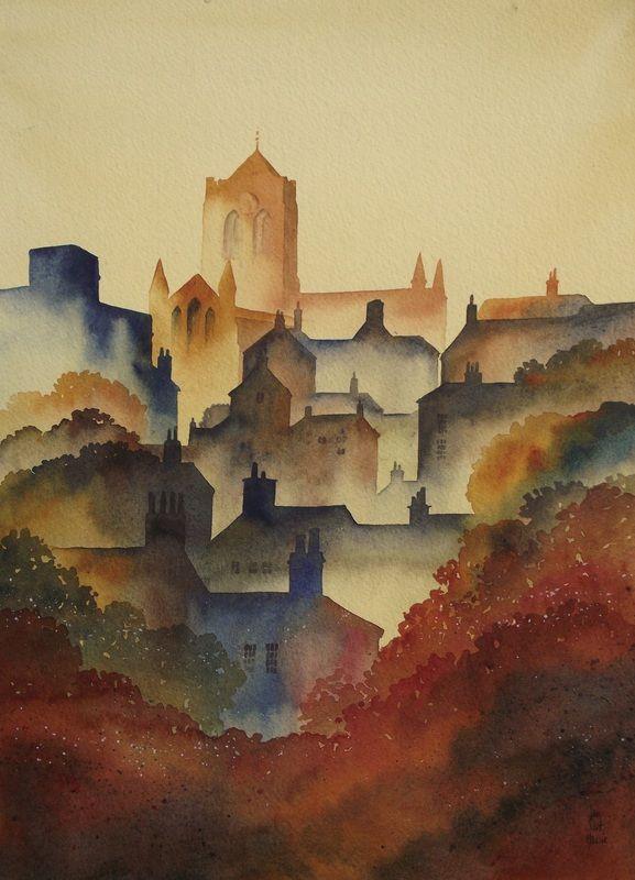 Ian Scott Massie Artist Masham Yorkshire home page - Ian Scott Massie: painter and printmaker