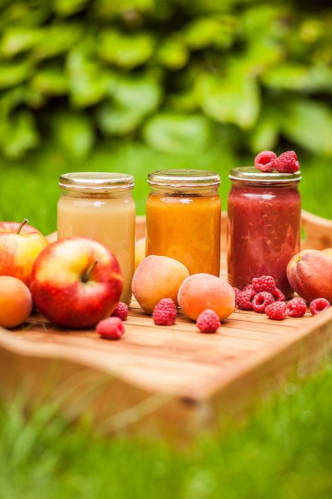 Zásobu ovocných pyré z letní úrody tak budete mít vždy po ruce!; Eva Malúšová