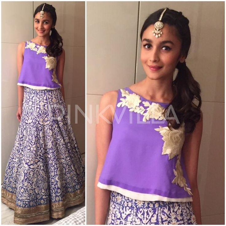 Yay or Nay : Alia Bhatt in Manish Malhotra | PINKVILLA