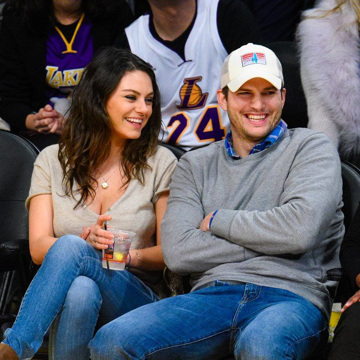 Mila Kunis and Ashton Kutcher Tie the Knot in an Intimate Garden Ceremony
