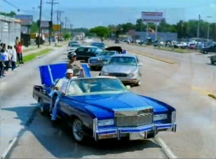 slab cars | Paul Wall Ft Big Pokey - Sittin' Sidewayz [Throwback Video]