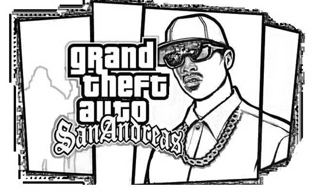 Gta 5 Coloring Pages Coloring Pages For Boys Gta Coloring Pages
