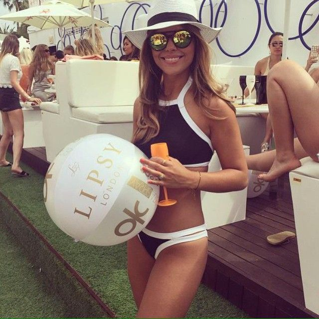 Chloe Lewis Seafolly high neck bikini