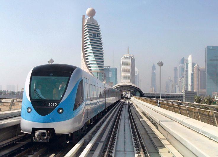 Dubai Metro celebrates 5th anniversary