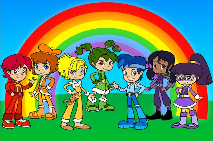 17 Best images about Rainbow Brite