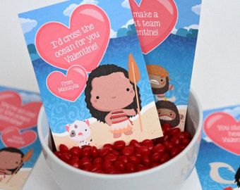 Troll Valentines Day Cards Valentine Printable por SugarPickleParty