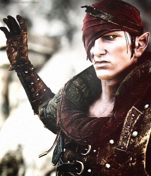 Iorveth. The Witcher 2.