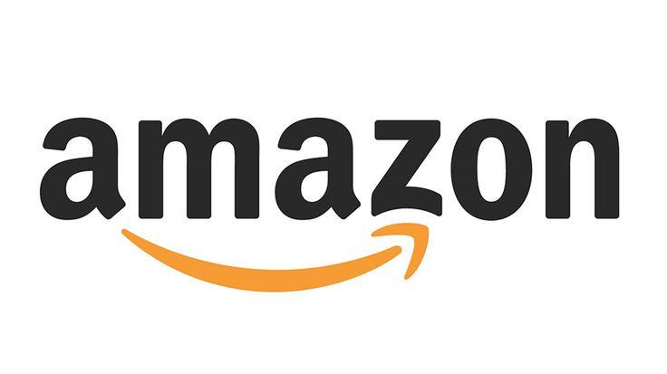"""Il logo del più grande sito di e-commerce al mondo dimostra di avere nel suo catalogo qualsiasi prodotto: per questo c'è una freccia arancione che punta dalla prima """"a"""" alla """"z"""" del logo. La freccia forma anche un sorriso molto"""