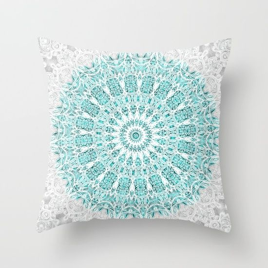 The 25 best Turquoise throw pillows ideas on Pinterest