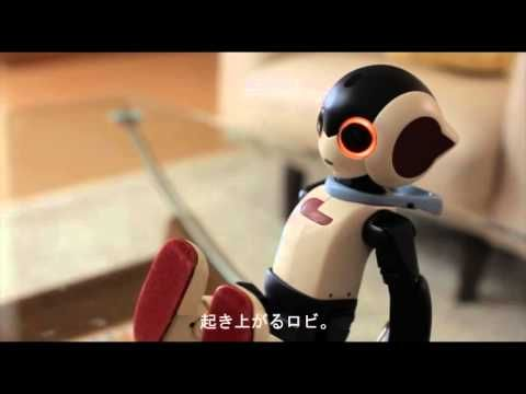 I love a robot of the name of Robi.(゚∀゚)
