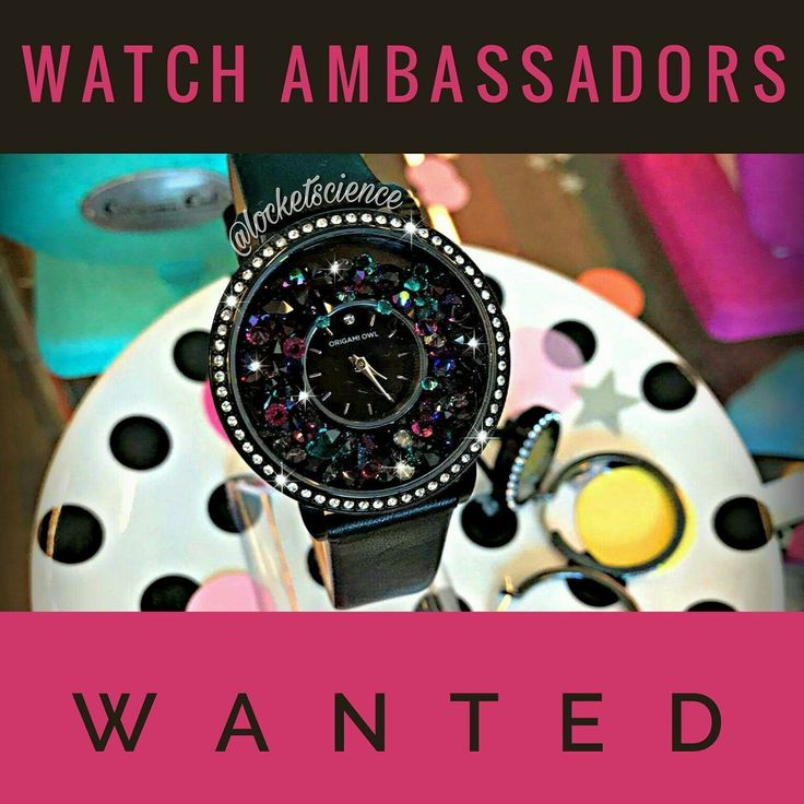Origami Owl Fall Collection 2017 exclusive Origami Owl Black Living Locket Watch! Start your Origami Owl business today and email kristy@foreversparkly.com for a free gift!