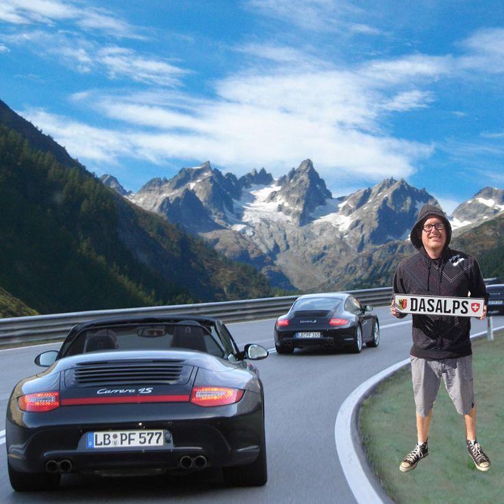 New Switzerland European License Plate!