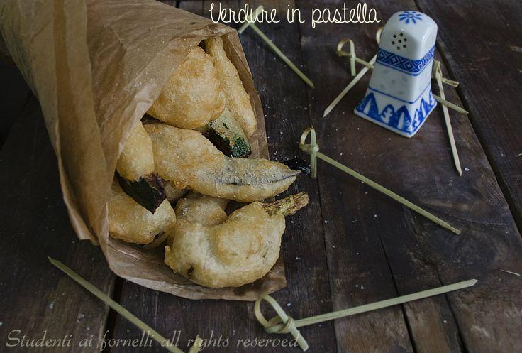 verdure in pastella zucchine melanzane carciofi o cuoppo napoletano ricetta (1)