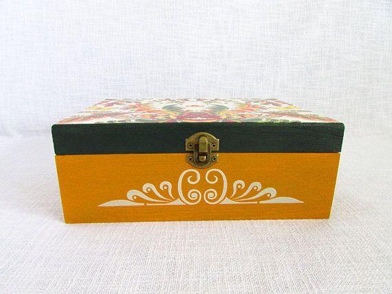 Flowers box summer box custom gift wedding gift jewelry