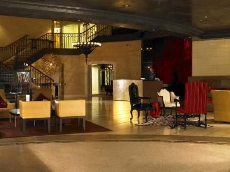 Royce Hotel Lobby .. Welcome!