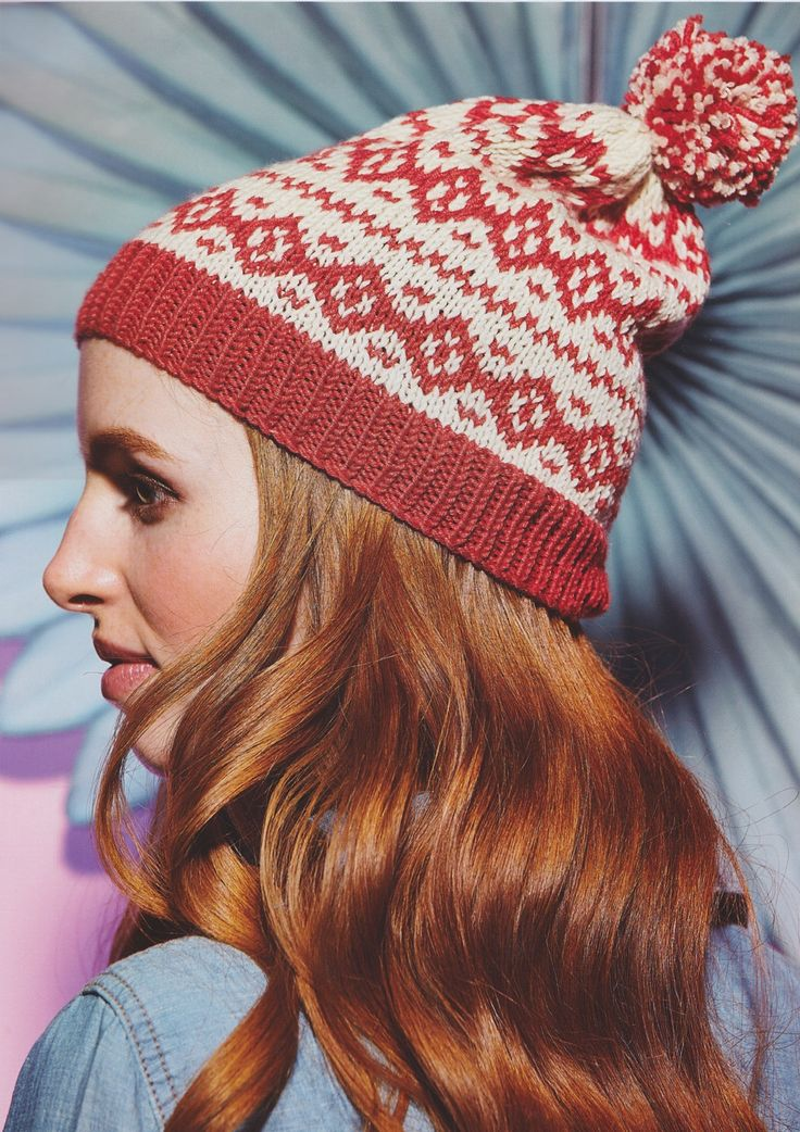 27 best Knitted scarves & hats images on Pinterest | Beanie ...