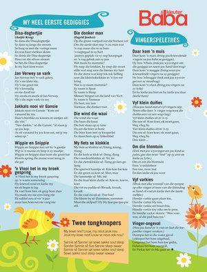Afrikaanse kleuterrympies 2 | Nursery rhymes | YourParenting