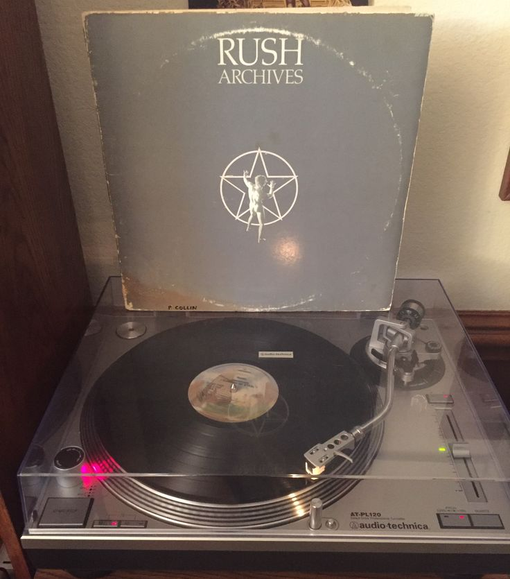 Rush - Archives  1977 Mercury Records SRM-3-9200  The bands first three albums in on e collection.  RUSH, Fly By Night, and Caress of Steel