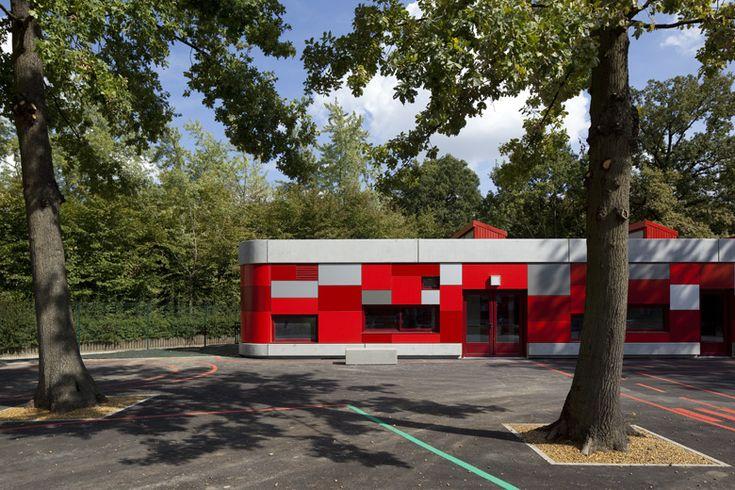 Ecole Condorcet // Evry