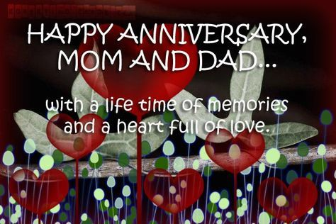 anniversary, quotes, sayings, parents, mom and dad