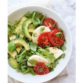 Salade d'été : Salade détox à la vinaigrette au citron  - Cosmopolitan.fr