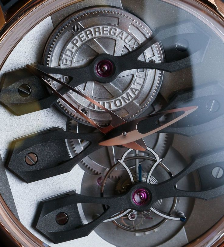 Girard-Perregaux Neo Tourbillon With Three Bridges Watch Hands-On Hands-On