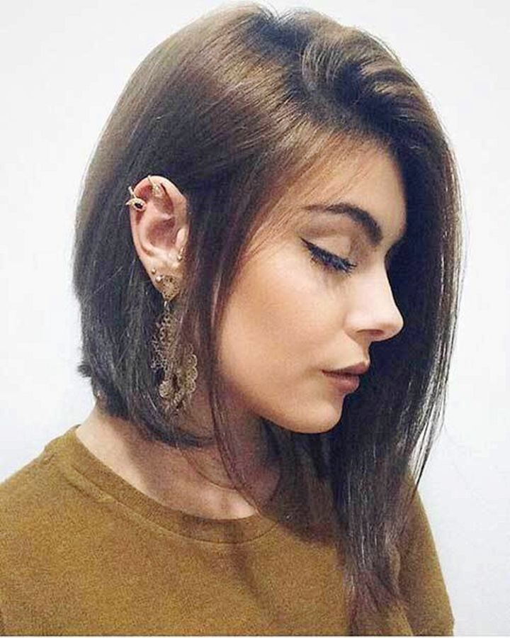 Hot Asymmetric Haircut Ideas From Different Style