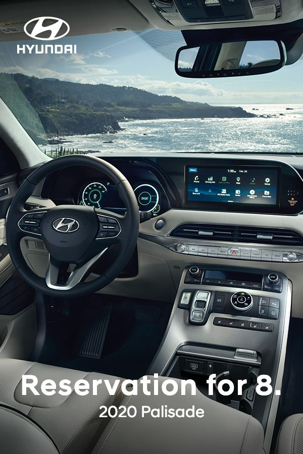Extended Families Are Always Welcome Here Hyundai Palisades Dream Cars