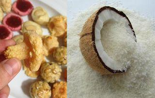 100x100SinGluten: Mazapan de coco sin gluten