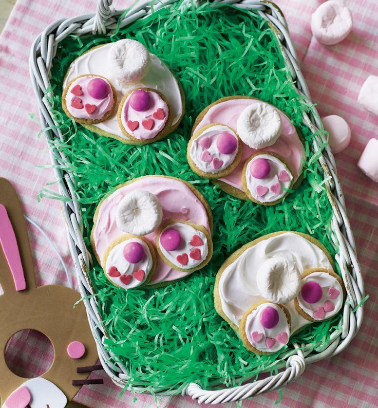 Burrowing bunny biscuits for easter recipe bunny and easter negle Gallery
