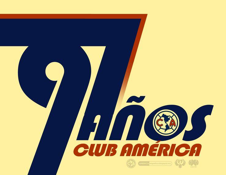 97Años • Club América • #AMERICAnografico