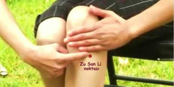 Vücudunuzun reset tuşu: Zu San Li