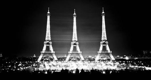 Eiffel Art af Rune Johansen