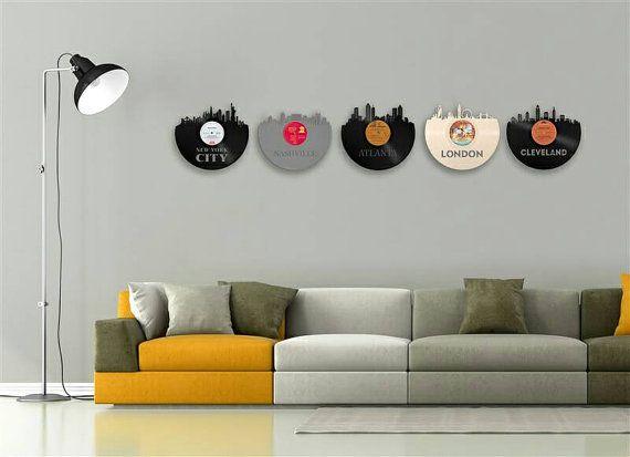 World Travel Decor Office Wall Decoration Stock by VinylShopUS