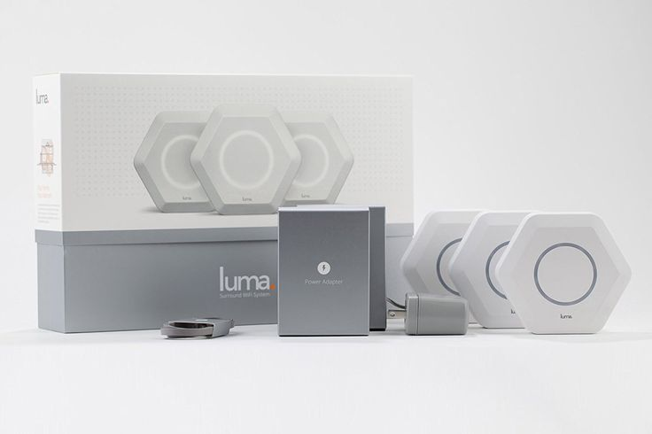 Review of the Luma Whole Home WiFi - Create a WiFi Mesh Network #technology #techreview #tech #cybersecurity