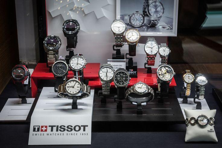 Bortolin Gioielli Udine - le nostre vetrine natalizie #gioielli #orologi #Tissot. Visita il nostro sito http://www.bortolingioielli.it/
