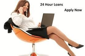 24 hour loans are offered some amount of financial help to those with bad credi