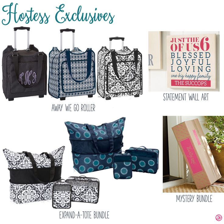 Thirty-One Hostess Exclusives Host a party with me to see the new Fall 2016 catalog! www.mythirtyone.com/beverlywalker