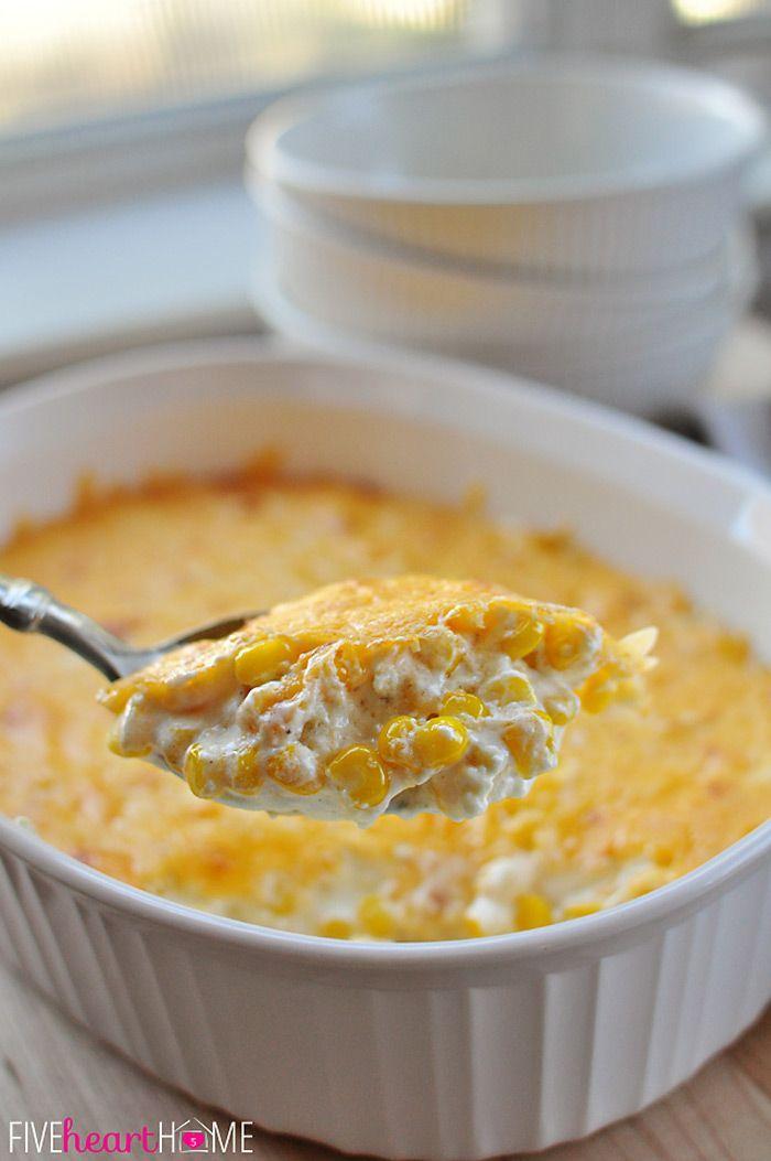 Rakott kukorica sajtosan, csábító falatok a sütőből könnyen és hamar… :)