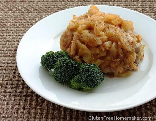 The Gluten-Free HomemakerPineapple Cinnamon Chicken (Slow Cooker) » The Gluten-Free Homemaker