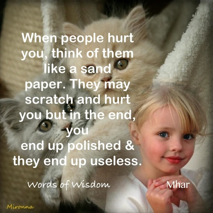 Quotes For When People Hurt You: Remember That Hurting People Hurt Other People...