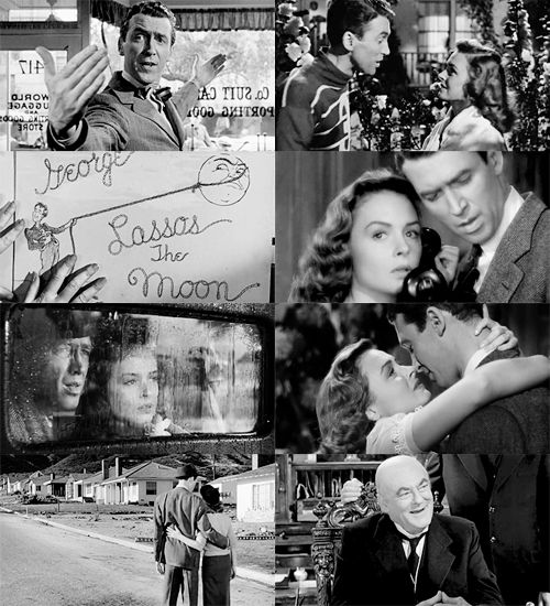Best Christmas Movies Of All Time: 51 Best It's A Wonderful Life Images On Pinterest