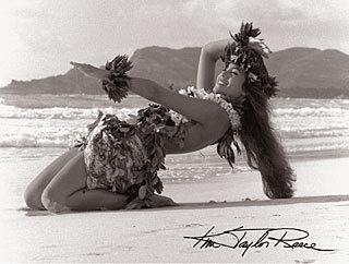 """Kim Taylor Reece """"Hula Noho"""""""