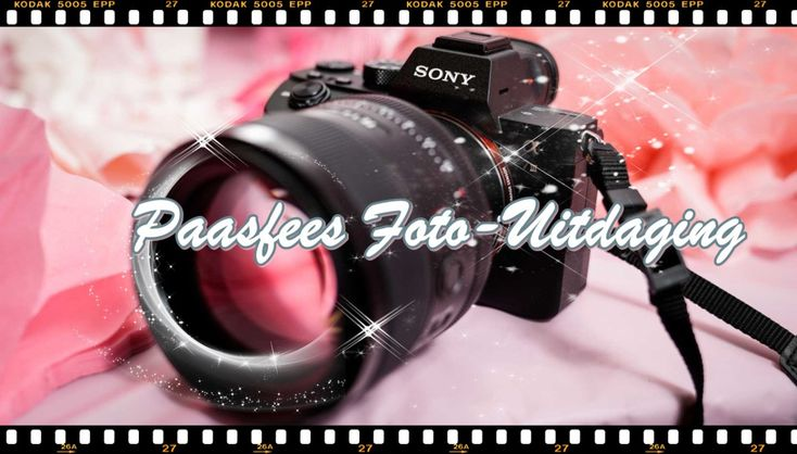 Paasfees Foto-Uitdaging
